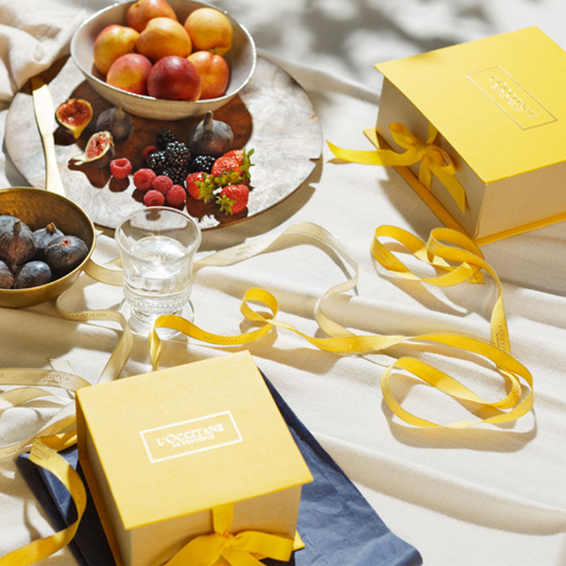 DISCOVER L'OCCITANE GIFTING