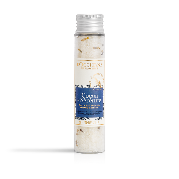 Cocon de Sérénité Relaxing Bath Salts