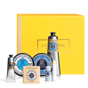 Shea Butter Body Care Gift Set