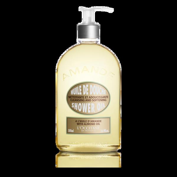 Almond Shower Oil, 500ml