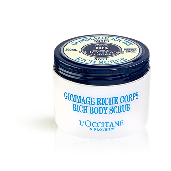 Shea Butter Ultra Rich Body Scrub