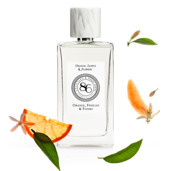 Orange Leaves & Flowers Eau De Parfum