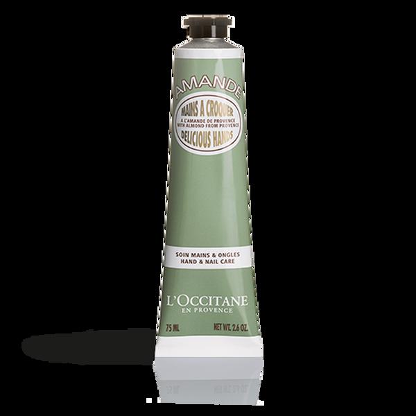 Almond Delicious Hand & Nail Cream, 75ml