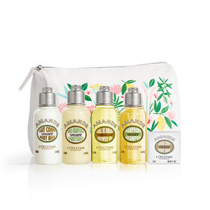 Irresistible Almond Travel Set