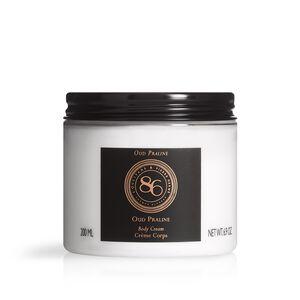 86 Intense Oud Praline Body Cream