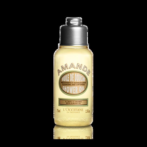 Almond shower oil 75 ml