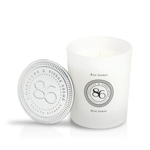 86 Intense Rose & Saffron Candle
