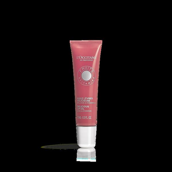 Delicious Lip Oil - Pink Mecanic
