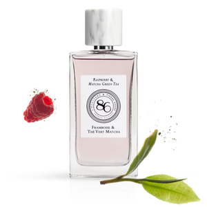 Raspberry & Matcha Green Tea Eau De Parfum