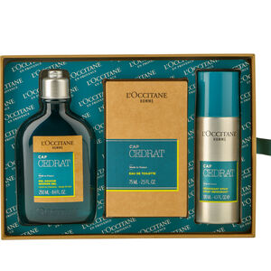 Cap Cedrat Men's Gift Box