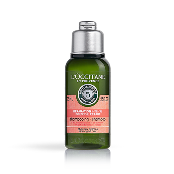 Aromachologie Intense Repairing Shampoo, 75ml