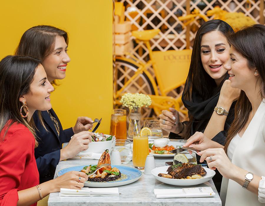 L'Occitane Cafe - the taste of Provence