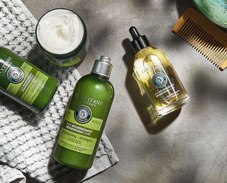 Aroma hair care