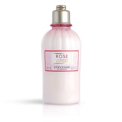 Rose Body Lotion