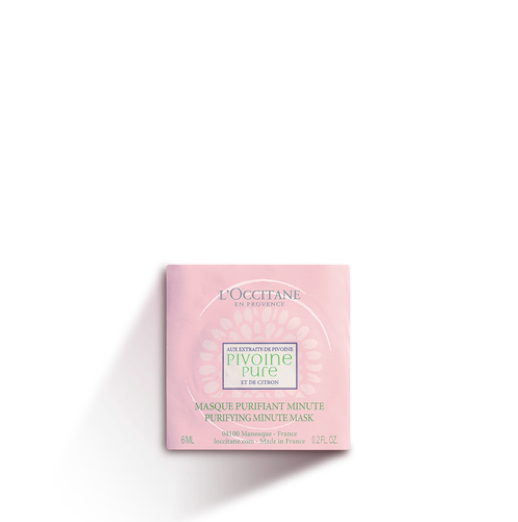 Peony Pure Flash Moisture Mask