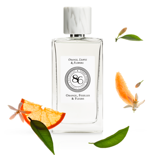 Orange Leaves & Flowers Eau De Parfum