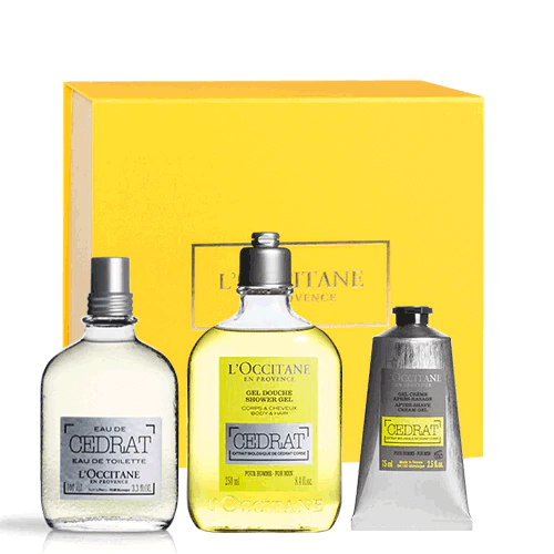 Cédrat Gift Set For Men